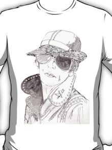 lou reed - take a walk on the wild side T-Shirt