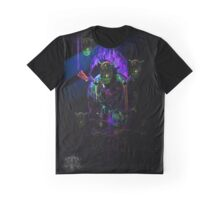 Cave of Alien Artifacts Graphic T-Shirt