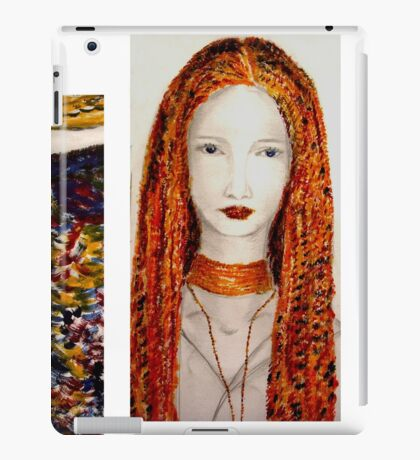 In front of the mirror iPad Case/Skin