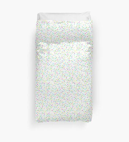 Life's better with sprinkles! Duvet Cover