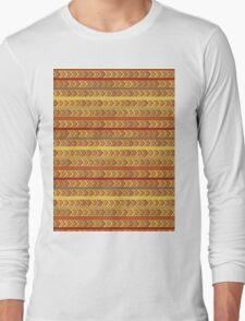 Striped Arrows Long Sleeve T-Shirt