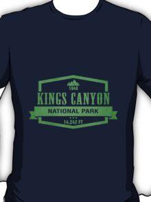 Kings Canyon National Park, California T-Shirt