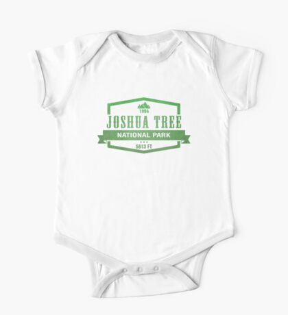 Joshua Tree National Park, California One Piece - Short Sleeve
