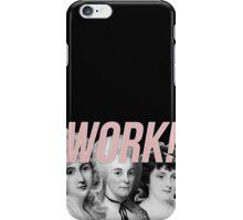 werk iPhone Case/Skin