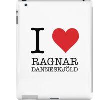 I Heart Ragnar Danneskjöld iPad Case/Skin