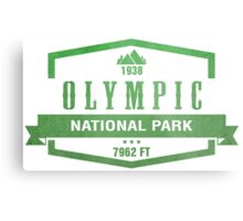 Olympic National Park, Washington Metal Print
