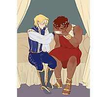 """Captive Prince - """"I'm not toying with you."""" Photographic Print"""