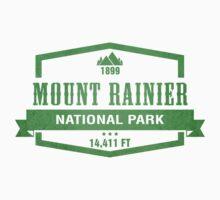 Mount Rainier National Park, Washington Kids Clothes