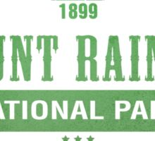 Mount Rainier National Park, Washington Sticker