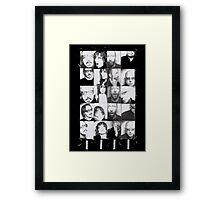 photobooth gar Framed Print