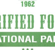 Petrified Forest National Park, Arizona Sticker