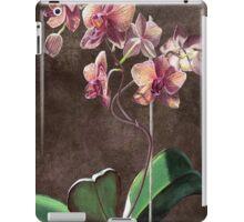 Kaleidoscope Phalaenopsis Orchid iPad Case/Skin