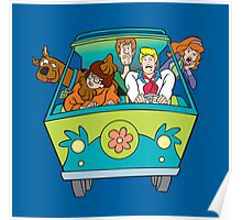 Scooby and company Poster