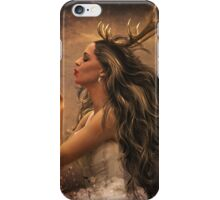 Wild Woman iPhone Case/Skin