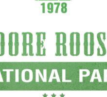 Theodore Roosevelt National Park, North Dakota Sticker