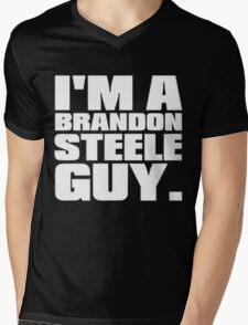 I'm a Brandon Steele Guy Mens V-Neck T-Shirt