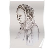 Masai lady Poster