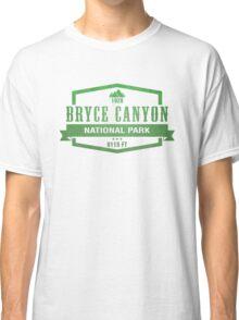 Bryce Canyon National Park, Utah Classic T-Shirt