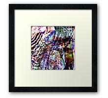 TREES.. Framed Print