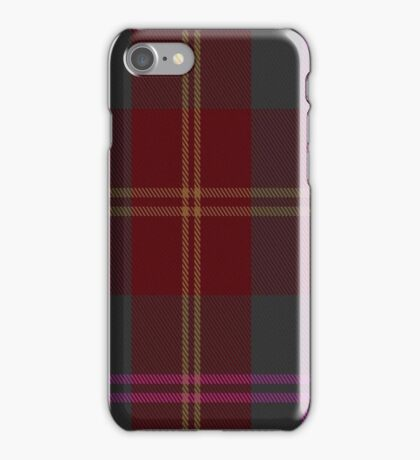 01450 Cypress Fashion Tartan  iPhone Case/Skin
