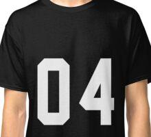 Team Jersey 04 T-shirt / Football, Soccer, Baseball Classic T-Shirt