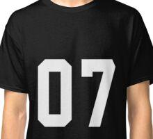 Team Jersey 07 T-shirt / Football, Soccer, Baseball Classic T-Shirt