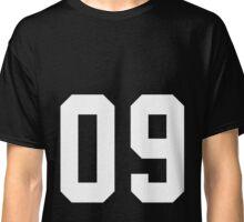 Team Jersey 09 T-shirt / Football, Soccer, Baseball Classic T-Shirt