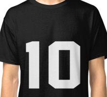 Team Jersey 10 T-shirt / Football, Soccer, Baseball Classic T-Shirt