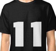 Team Jersey 11 T-shirt / Football, Soccer, Baseball Classic T-Shirt
