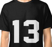 Team Jersey 13 T-shirt / Football, Soccer, Baseball Classic T-Shirt