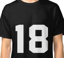 Team Jersey 18 T-shirt / Football, Soccer, Baseball Classic T-Shirt