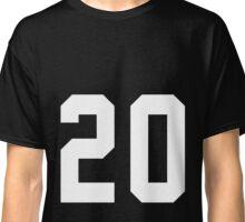 Team Jersey 20 T-shirt / Football, Soccer, Baseball Classic T-Shirt