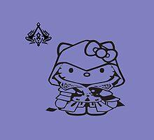 Hello (Assassin) Kitty by NaughtyBear