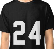 Team Jersey 24 T-shirt / Football, Soccer, Baseball Classic T-Shirt