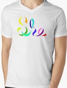 She Mens V-Neck T-Shirt