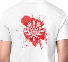 Monster Hunter logo red Unisex T-Shirt