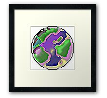 As If By Song Framed Print