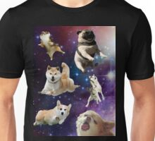 Spacedogs 2 Unisex T-Shirt