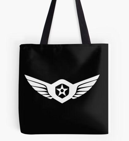 Gipsy Danger Logo Pacific Rim - White Tote Bag