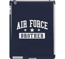 Air Force Brother iPad Case/Skin