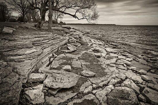 Rocky shore by PhotosByHealy