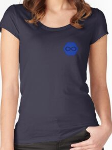 City of Light (Infinity) Women's Fitted Scoop T-Shirt