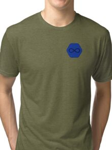 City of Light (Infinity) Tri-blend T-Shirt