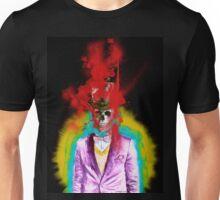 Skull and splash Unisex T-Shirt