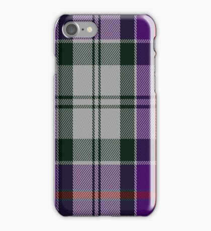 01440 Culloden Dress Ancient District Tartan  iPhone Case/Skin