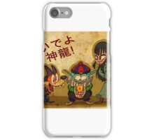 Pilaf and Corps iPhone Case/Skin