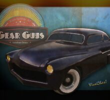 51 Mercury Gear Guys Car Club Alice Springs NT by ChasSinklier