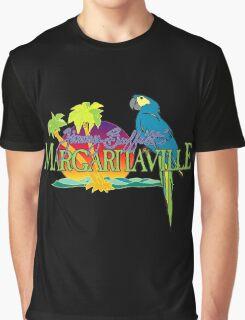 jimmy buffet margaritaville 1977 album cover Graphic T-Shirt