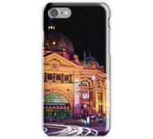 Flinders lights iPhone Case/Skin