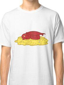 Sleeping Smaug  Classic T-Shirt